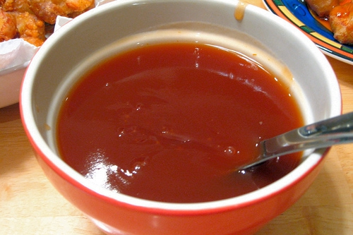 китайский соус рецепт