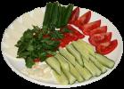 Кавказская закуска