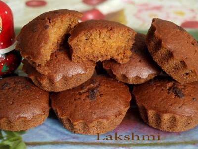 кексы медовые рецепты с фото пошагово