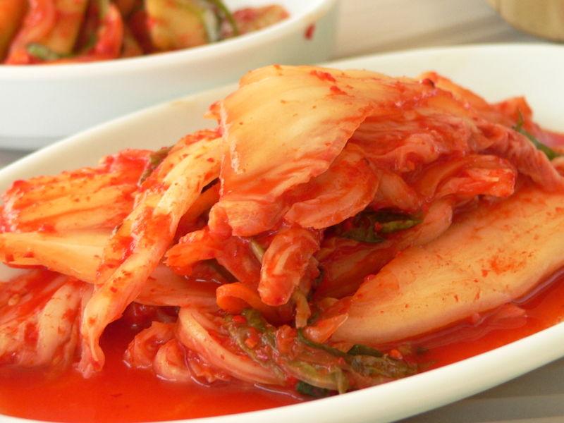 Рецепт приготовления гавайского блюда Ким Чи (Чим Ча) Регистан