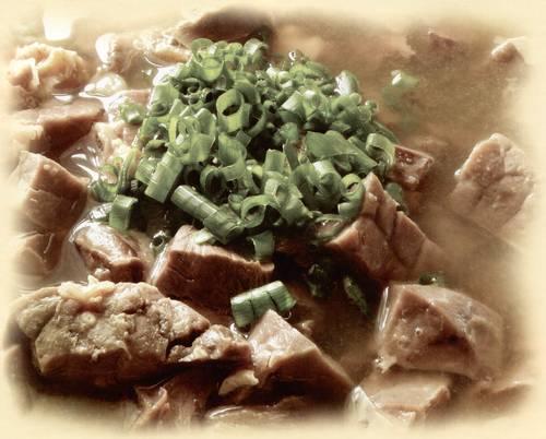 рубец говяжий жареный с луком рецепт приготовления с фото