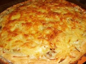 Пирог-из-картошки
