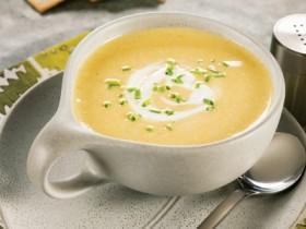 Суп из маиса со сливками